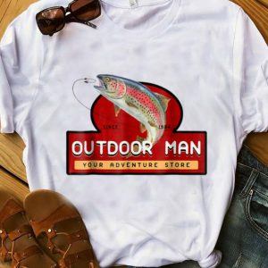 Top Outdoor Man Your Adventure Store shirt
