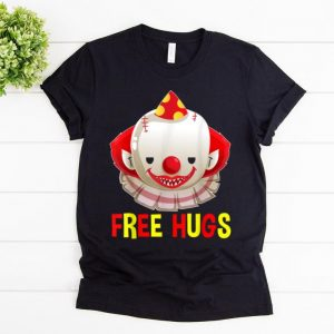 Top Scary Clown Evil Halloween I Have Candy shirt