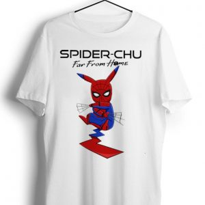Top Spider Man Far From Home Spider-Chu shirt