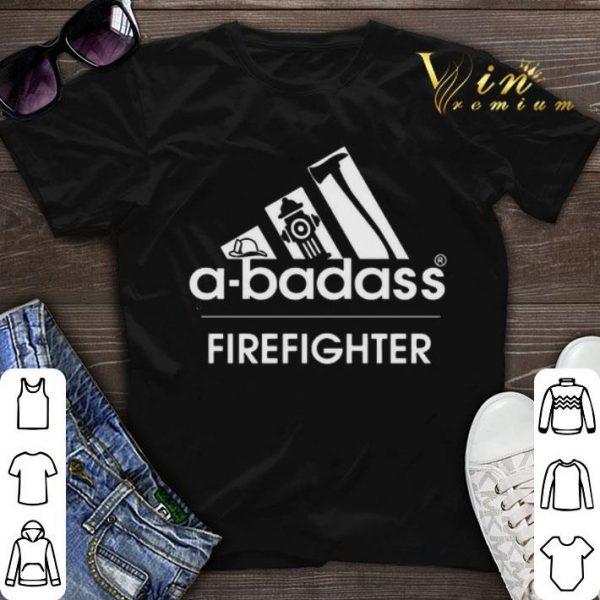 adidas a-badass firefighter shirt sweater