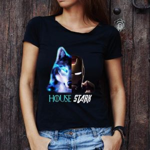 Awesome Game Of Thrones Iron Man wolf House Stark shirt