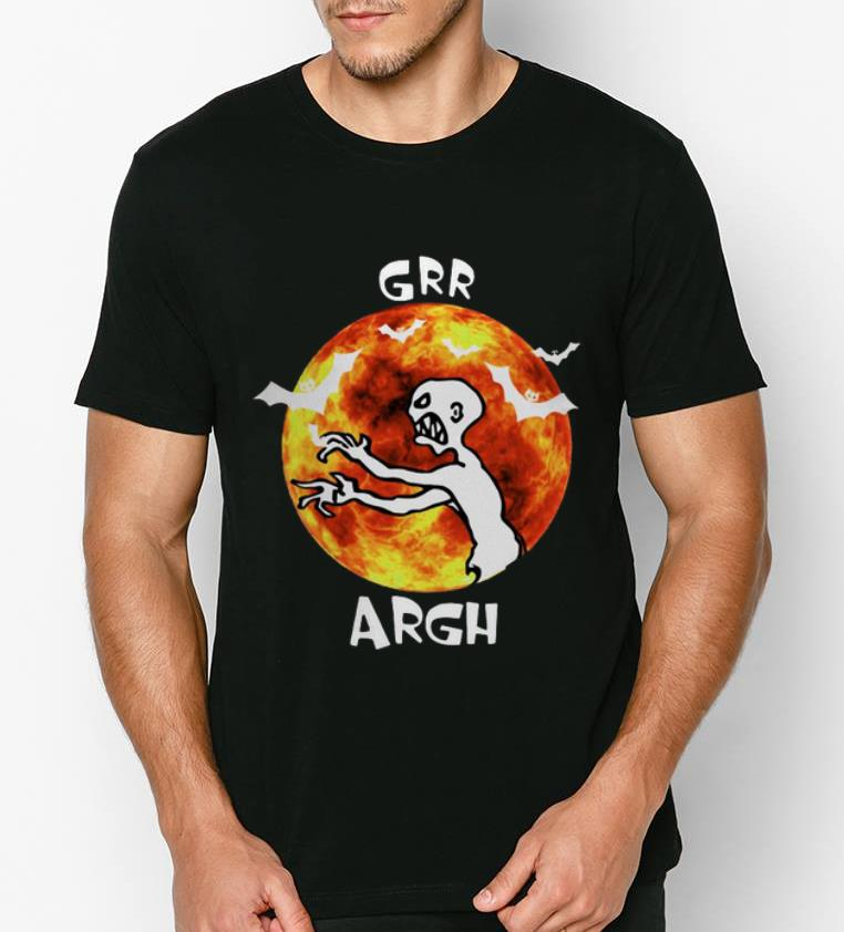 Awesome Red Moon Mutant Enemy Grr Argh shirt 4 - Awesome Red Moon Mutant Enemy Grr Argh shirt