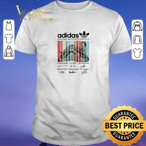 Awesome Signatures adidas all day i dream about The Rocky Horror Show shirt