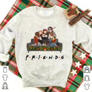 Awesome Stranger Thing 3 Christmas Friends Tv Show shirt