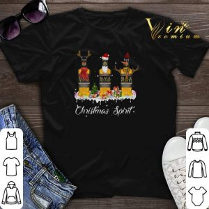 Black Velvet Christmas Spirit shirt sweater