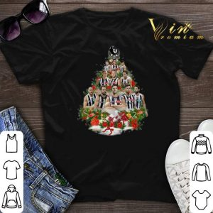 Collingwood players christmas tree shirt sweater
