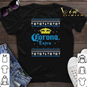 Corona Extra Ugly Christmas shirt sweater