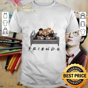 Harry Potter Friends Ron And Hermione shirt