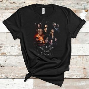 Hot Game Of Thrones Poster Movie Winter Is Coming shirt