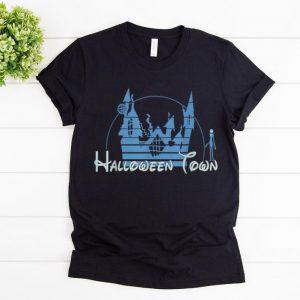 Hot Halloween Town shirt