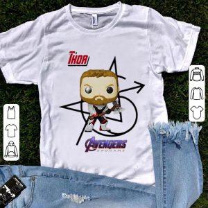 Hot Thor Chibi Marvel Avengers Endgame shirt