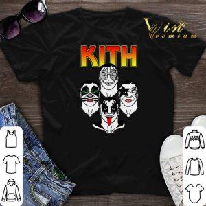 Kiss Kith Rock Rockin shirt sweater
