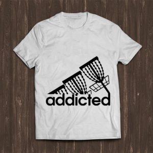 Nice Adidas Disc Golf Addicted shirt