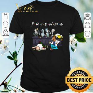 Nice Friends Sterling Archer Bender Rick Roger Homer Simpson Bojack Horseman Peter Griffin shirt sweater