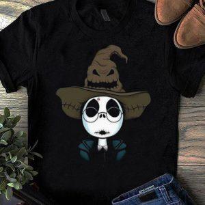 Nice Harry Potter Harry Skellington Halloween shirt