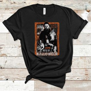 Nice Michael Myers The Night He Came Home Halloween shirt