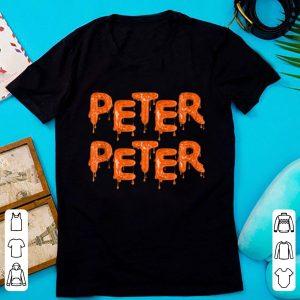 Nice Peter Peter Pumpkin Eater Candy Halloween Costume shirt