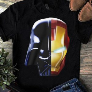 Nice Star Wars Darth Vader Iron Man Avengers Endgame shirt