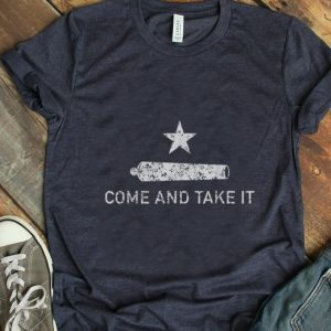 Official Come And Take It Texas shirt