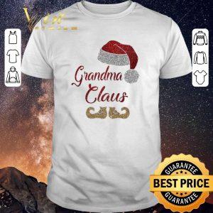 Original Claus Christmas Grandma shirt