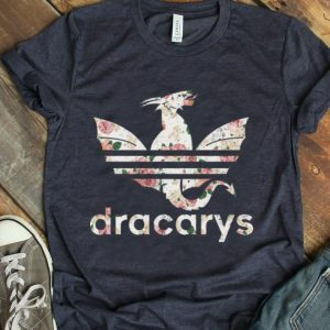 Original Floral Dracarys Adidas Game Of Thrones shirt