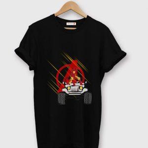 Original Iron Man Avengers Jeep Car Endgame shirt