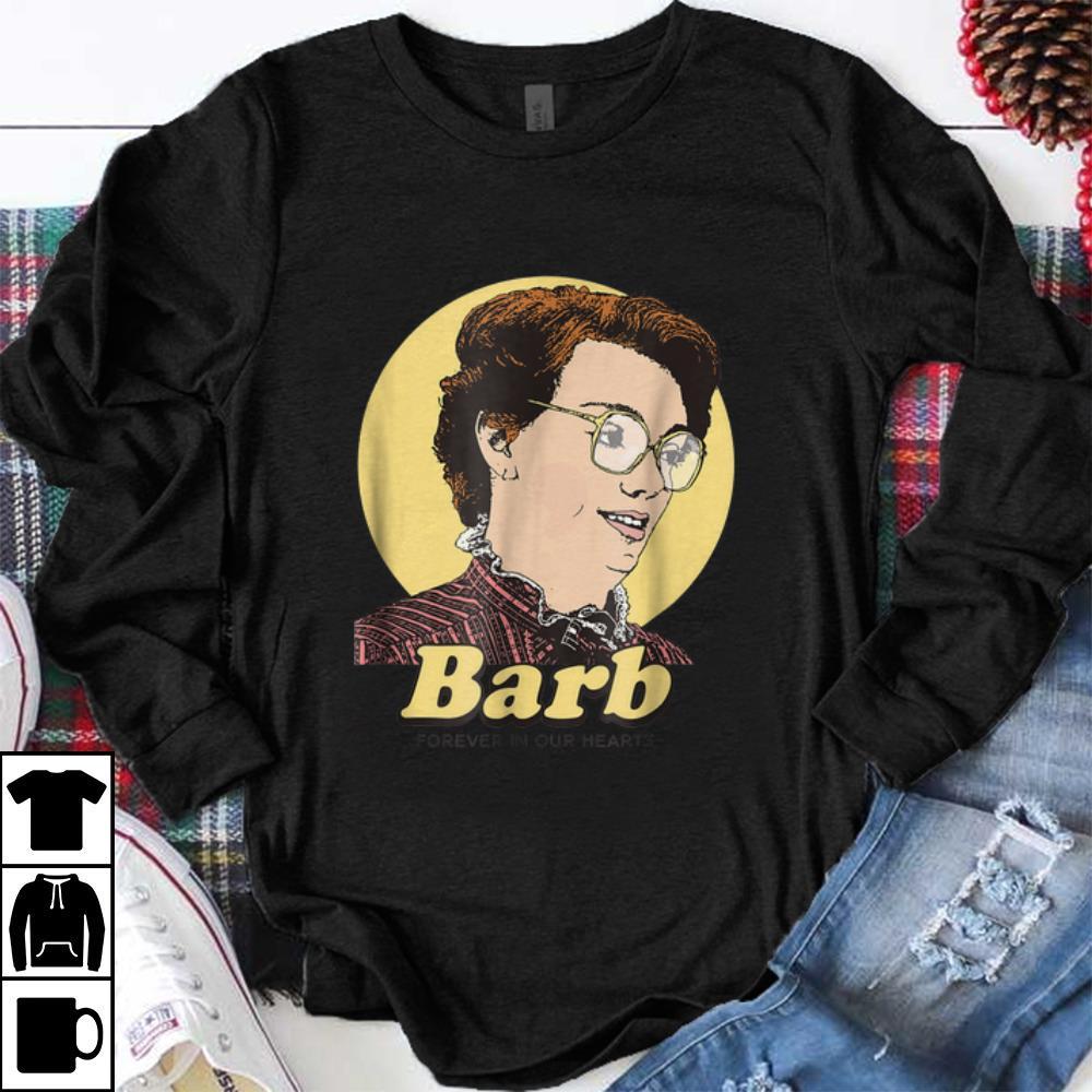 Original Netflix Stranger Things Forever in our Hearts Barb shirt 1 - Original Netflix Stranger Things Forever in our Hearts Barb shirt