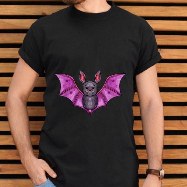 Premium Cute Vampire Bat Funny Halloween Costume Gift shirt