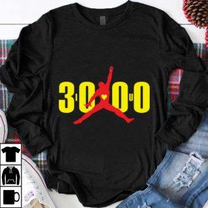 Pretty Iron Man Air Jordan Game Of Thrones I Love You 3000 shirt