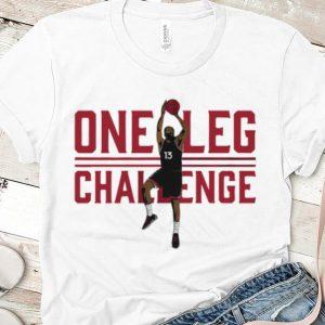 Pretty One Leg Challenge James Harden shirt