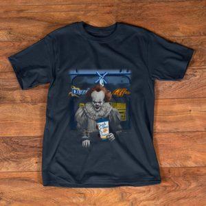 Pretty Pennywise And Dutch Bros Coffee shirt