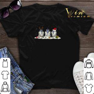 R2-D2 Star Wars Christmas Tree shirt sweater