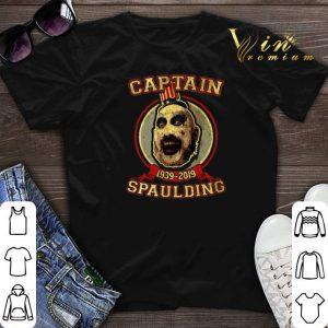 RIP Sid Haig Captain Spaulding 1939-2019 shirt sweater