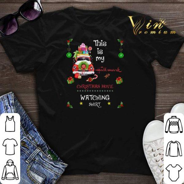 This is my hallmark Christmas movie watching shirt sweater