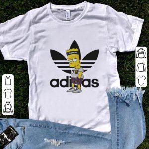 Top Adidas Bart Simpson shirt