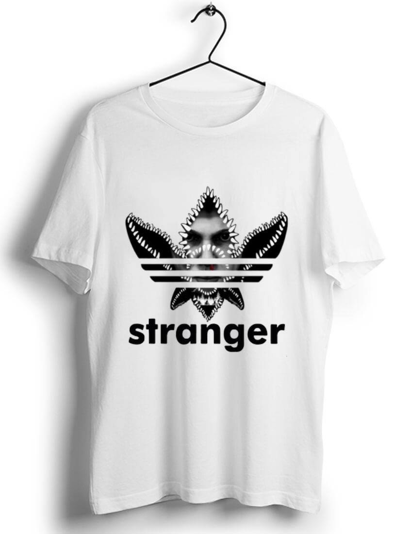 cerca le ultime preordinare imballaggio forte Top Adidas Stranger shirt, hoodie, sweater, longsleeve t-shirt