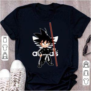 Top Adidas Yough goku shirt
