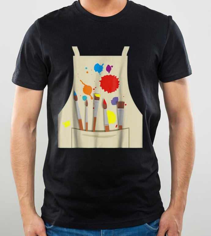 Top Artist Costume for Halloween or Career Day shirt 4 - Top Artist Costume for Halloween or Career Day shirt