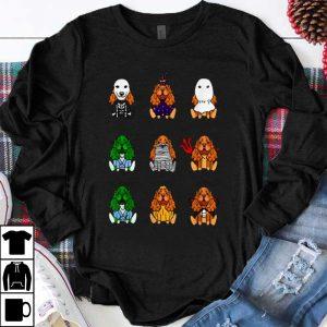 Top Halloween English Cocker Spaniel shirt