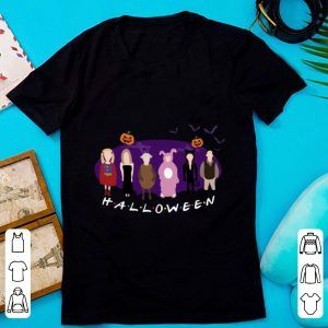 Top The One With The Halloween Party Friends Tv Show shirt