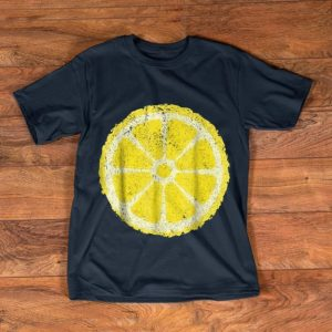 Top Yellow Lemon Costume - Matching Halloween Costume shirt