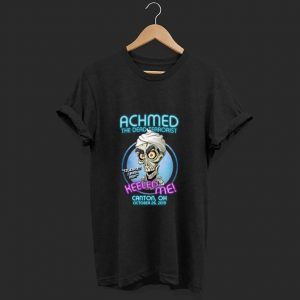 Awesome Achmed The Dead Terrorist Keeled Me Canton Oh shirt