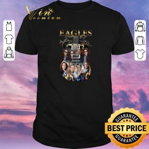 Awesome Signatures Eagles guitarist shirt