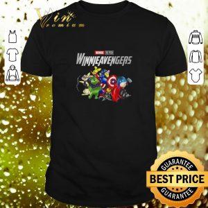 Awesome Winnie The Pooh Winnievengers Avengers Endgame shirt