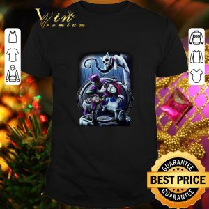 Best Jack Skellington And Sally The Nightmare Before Christmas shirt