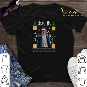 Eleven Stranger Things ugly Christmas shirt sweater