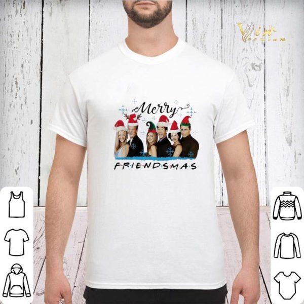 Friends Merry Friendsmas Christmas shirt sweater