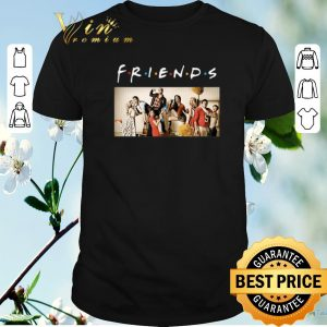 Funny Glee Cast Rolling Stone Friends TV shirt