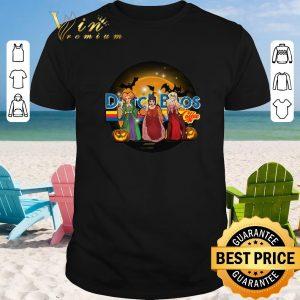 Funny Hocus Pocus Dutch Bros Coffee Halloween shirt sweater 2019