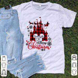 Funny Pijama Christmas Dreaming Of A Disney Christmas shirt